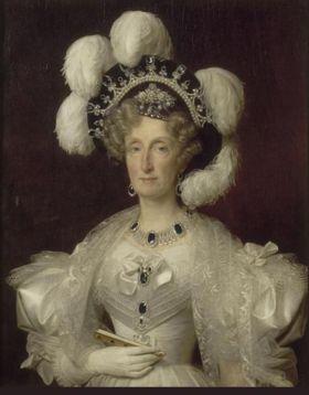 La reine Marie-Amélie